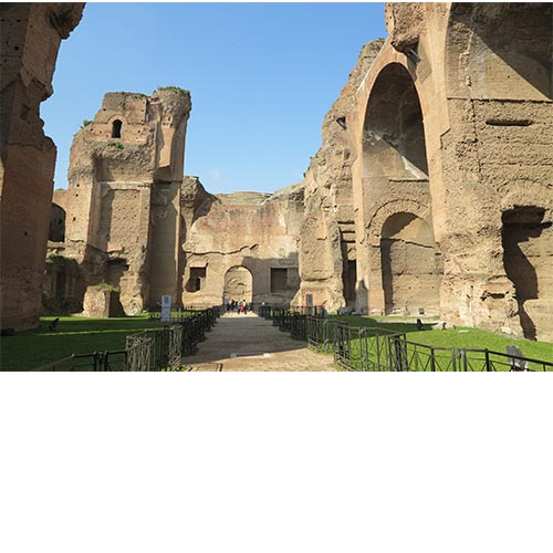 Bathouses of Caracalla 2, Rome