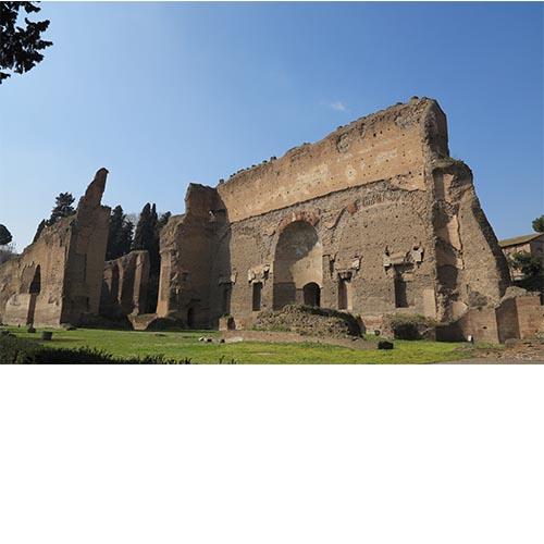 Bathouses of Caracalla 3, Rome