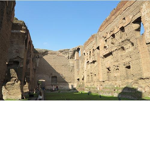 Bathouses of Caracalla 1, Rome